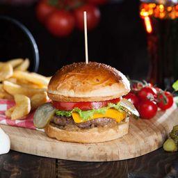 Hamburguesas Vanburger