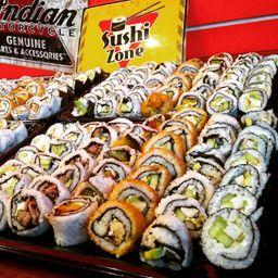 Sushi Zone.