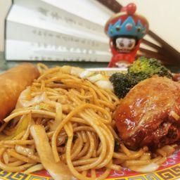Excellency comida china