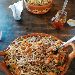 Charro Oriental Noodles & Ramen