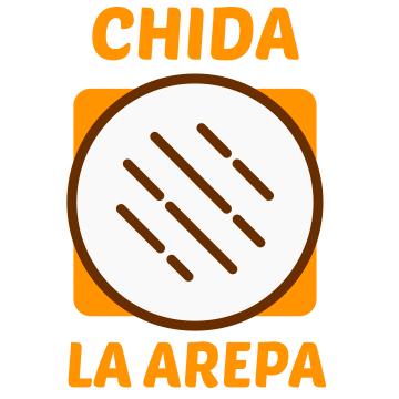 Logo Chida la Arepa