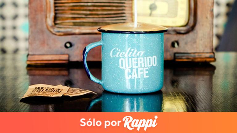 Logo Cielito Querido Café