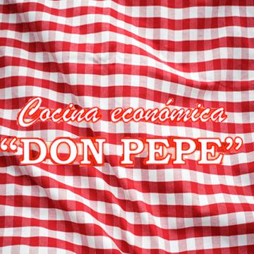 Logo Cocina Económica Don Pepe