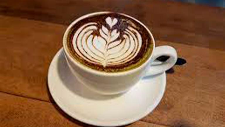 Logo Coffee Silver