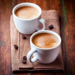 Chop Cup Coffee
