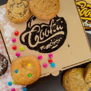 Logo Cookie Muncher