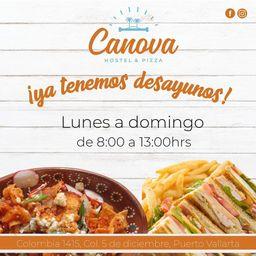 Canova Hostel &Pizza