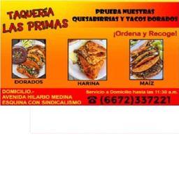 """Tacos de birria """"Las Primas"""""""