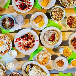 Delilah Healthy Food, Viveros del Valle