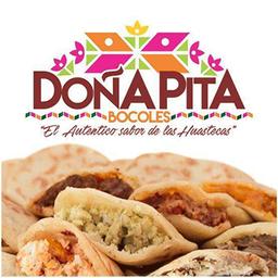 Bocoles Doña Pita