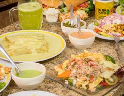 Logo Salada & Dulce