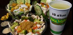 Logo Day Light Salads