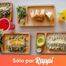 Tacos Bañados