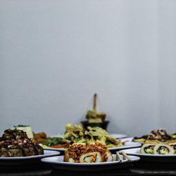 Sticks Sushi + Ensaladas + Pastas