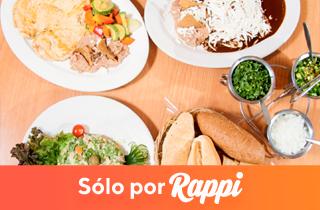 Logo El Regreso-Cocina Mexicana