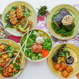 "Shaka 808 ""Poké & Sushi Bowls"""