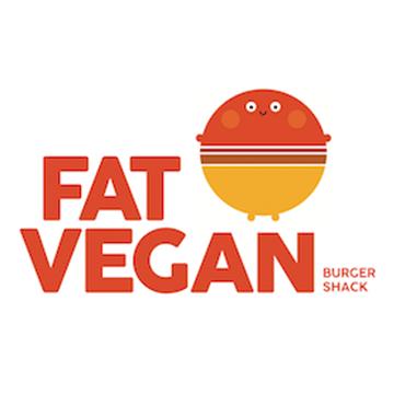 Logo Fat Vegan