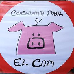 Cochinita Pibil El Capi