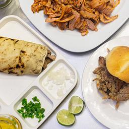 Tacos Arabes Bagdad