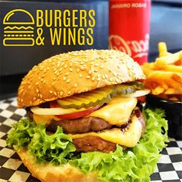 Burgers & Wings.