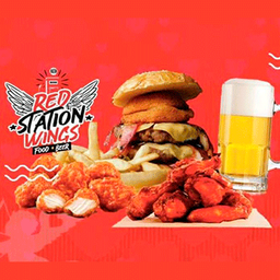 Red Station Wings Revolucion