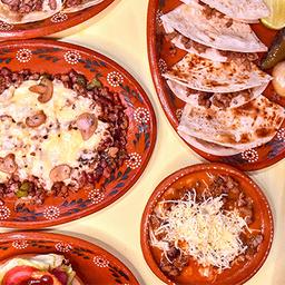 Norteño Chilis Tacos Cuauhtémoc