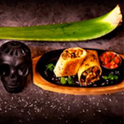 El de Oro: Burritos