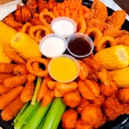 Snack Trays.