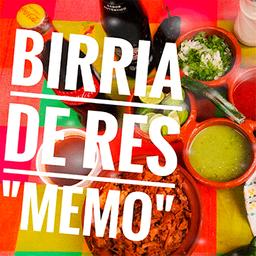 Birria De Res Tacos Huaraches Memo