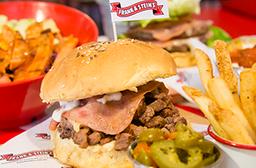 Frank & Stein's-Burgers