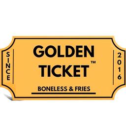 Golden Ticket Boneless