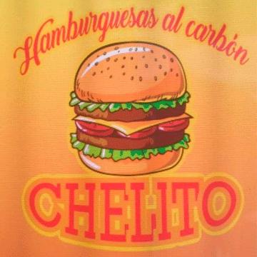 Logo Hamburguesas al Carbón Chelito