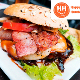 Happy Hamburguer