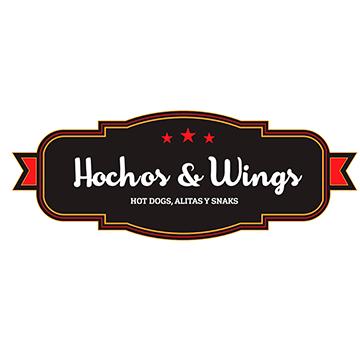 Logo Hochos & Wings