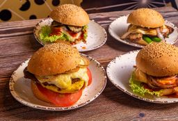 Send Burgers