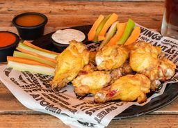 Wings Factory (Polanco)
