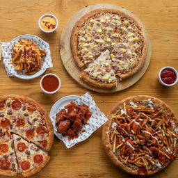 Veloce Pizzas