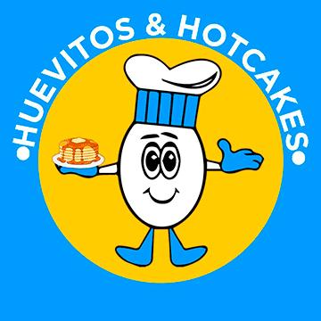 Logo Huevitos & Hot Cakes