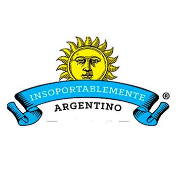 Logo Insoportablemente Argentino