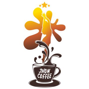 Logo Jhon Coffee