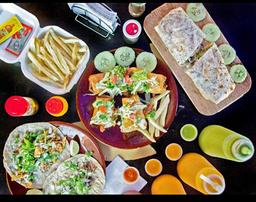 Tacos y Burros Mart´s