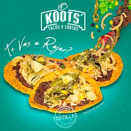Koots Tacos y Tortas