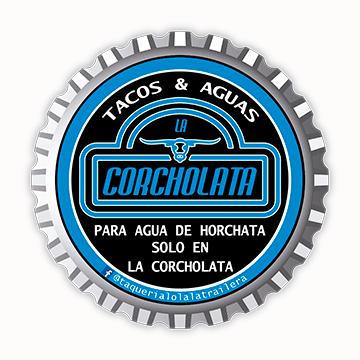Logo La Corcholata