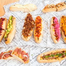 Le Jochó-Hot Dogs