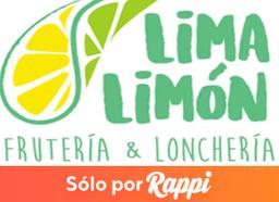 Lima Limón Frutería & Loncheria