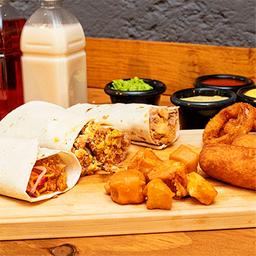 Los Primos Burritos De Chihuahua