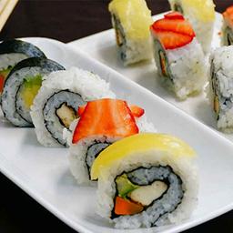 Los Villa Grills Sushi