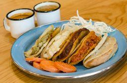 Tacos al Vapor Maria Elena