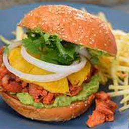 Mr Burger La Cruz
