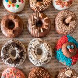 Munchin Donuts Zona Norte